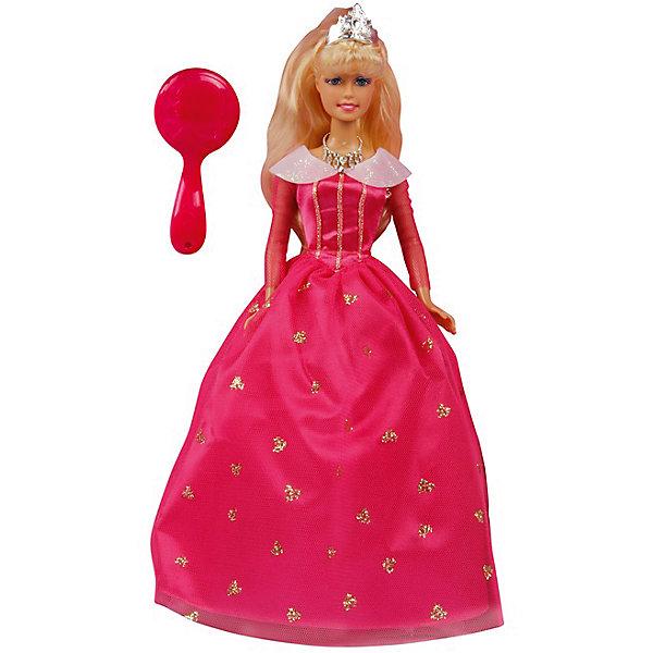 Кукла Сказочная Королева, 27 см, Defa LucyКуклы<br>Характеристики товара:<br><br>• возраст от 3 лет;<br>• материал: пластик, текстиль;<br>• в комплекте: кукла, расческа;<br>• высота куклы 27 см;<br>• размер упаковки 32х17х5 см;<br>• вес упаковки 320 гр.;<br>• страна производитель: Китай.<br><br>Кукла «Сказочная королева» Defa Lucy выглядит как самая настоящая принцесса, которая отправляется на королевский бал. Она одета в розовое платье, на шее у нее переливающееся колье, а голова украшена диадемой. Для такого важного мероприятия надо создать кукле самый неповторимый образ и сделать ей красивую прическу. У куклы мягкие густые волосы, которые можно украшать, заплетать и расчесывать.<br><br>Куклу «Сказочная королева» Defa Lucy можно приобрести в нашем интернет-магазине.<br>Ширина мм: 170; Глубина мм: 50; Высота мм: 320; Вес г: 320; Возраст от месяцев: 36; Возраст до месяцев: 72; Пол: Женский; Возраст: Детский; SKU: 5581298;