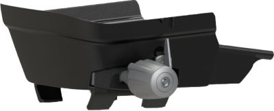 Адаптор Для Крепления На Багажник Caress Zenith Carrier Adapter, Hamax, Серый