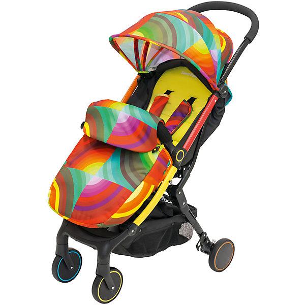 Прогулочная коляска Sweet Baby Combina Tutto, АrcobalenoПрогулочные коляски<br>Характеристики товара:<br><br>• цвет: Аrcobaleno<br>• алюминиевая рама.<br>• 5-ти точечные ремни безопасности с мягкими плечевыми накладками<br>• ручка коляски покрыта съемным чехлом<br>• высокие бортики позволяют использовать коляску в качестве люльки<br>• 4 положения подножки<br>• горизонтальное положение подножки<br>• на капюшоне есть смотровое окошко<br>• съемный бампер (чехол снимается)<br>• накидка на ножки<br>• дождевик<br>• москитная сетка<br>• сумка-чехол<br>• передние колеса поворотные (d14см)<br>• корзина для покупок с отделением на молнии<br>• размер коляски: 80х50х105 см<br>• спальное место: 58х35х25 см<br>• размер в сложенном виде: 50х48х18 см<br>• вес: 7,5 кг<br><br>Прогулочная коляска Combina Tutto является представителем круизной коллекции от Sweet Baby, имеющей небольшой вес и компактный размер, что идеально для активных родителей, путешествующих с ребенком. В сложенном виде она очень компактна и без труда влезет в багажник или на полку самолета. Модель легко складывается и убирается в специальную сумку, которую удобно переносить и брать с собой в путешествие.<br><br>Спинка коляски имеет многоступенчатую регулировку. Малыш будет постепенно расти и научится сидеть.Спинка регулируется ремнем в любом положении, включая горизонтальное.<br><br>В коляске отсутствует задняя перекладина. Это делает модель легкой и удобной для родителей, ведь вы больше не будете спотыкаться во время прогулки!<br><br>Прогулочную коляску Sweet Baby Combina Tutto можно купить в нашем интернет-магазине.<br>Ширина мм: 440; Глубина мм: 520; Высота мм: 235; Вес г: 9400; Цвет: mehrfarbig; Возраст от месяцев: 0; Возраст до месяцев: 36; Пол: Унисекс; Возраст: Детский; SKU: 5583551;