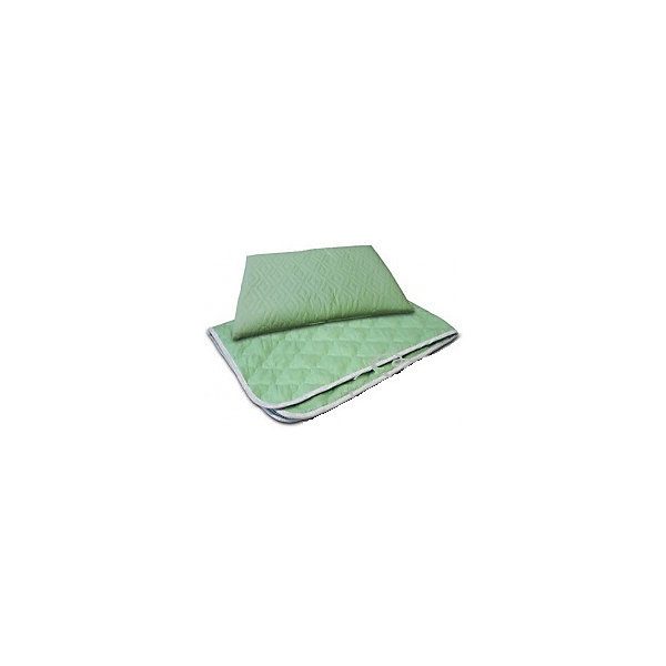 Комплект (одеяло+подушка) Sweet Baby Бамбук SB-BP10, зеленыйПостельное белье в кроватку новорождённого<br>Характеристики товара:<br>• цвет: зеленый<br>• сезон: всесезонное<br>• комплект: одеяло, подушка<br>• наполнитель: бамбуковое волокно<br>• ткань: микрофайбер стеганый<br>• размер одеяла: 110х140 см<br>• размер подушки: 40х60 см<br>• рекомендована ручная стирка при 40? С<br><br>Комплект (одеяло+подушка) Бамбук, Sweet Babyможно купить в нашем интернет-магазине.<br><br>Ширина мм: 400<br>Глубина мм: 200<br>Высота мм: 600<br>Вес г: 1500<br>Возраст от месяцев: 0<br>Возраст до месяцев: 36<br>Пол: Унисекс<br>Возраст: Детский<br>SKU: 5583590
