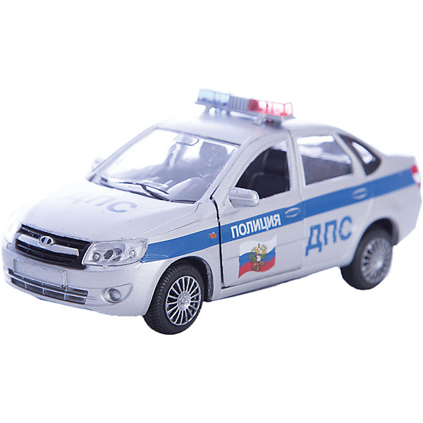 Машинка Lada Granta ДПС 1:36, Autotime
