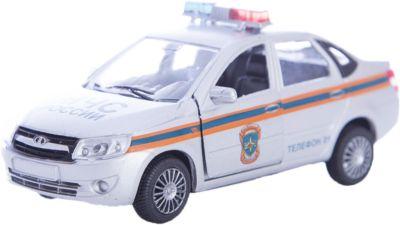 Машинка Lada Granta МЧС 1:36, Autotime
