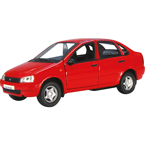 Машинка Lada Kalina гражданская  1:34, Autotime