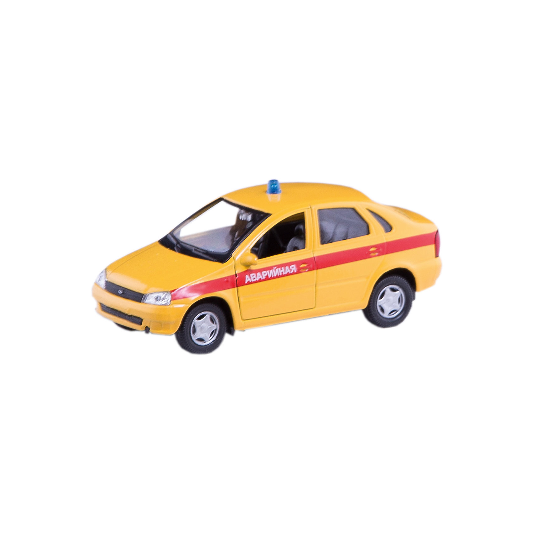 Машинка Lada Kalina аварийная 1:34, AutotimeМашинки<br>Характеристики товара:<br><br>• цвет: желтые<br>• материал: металл, пластик<br>• размер: 16,5х7,х5,7 см<br>• вес: 100 г<br>• масштаб: 1:34<br>• прочный материал<br>• хорошая детализация<br>• открываются двери<br>• страна бренда: Россия<br>• страна производства: Китай<br><br>Коллекционная машинка LADA Kalina аварийная от бренда AUTOTIME станет отличным подарком для мальчика. Подробная детализация машинки порадует увлеченного коллекционера, а открывающиеся двери и свободно вращающиеся колеса придутся по душе юному владельцу игрушечного гаража. Эта игрушка подарит восторг и радость вашему ребенку. <br><br>Игрушка также воздействует на наглядно-образное мышление, логическое мышление, развивает мелкую моторику. Изделие выполнено из сертифицированных материалов, безопасных для детей.<br><br>Машинку «Lada Kalina» аварийная от бренда AUTOTIME можно купить в нашем интернет-магазине.<br><br>Ширина мм: 165<br>Глубина мм: 57<br>Высота мм: 75<br>Вес г: 13<br>Возраст от месяцев: 36<br>Возраст до месяцев: 2147483647<br>Пол: Мужской<br>Возраст: Детский<br>SKU: 5583911