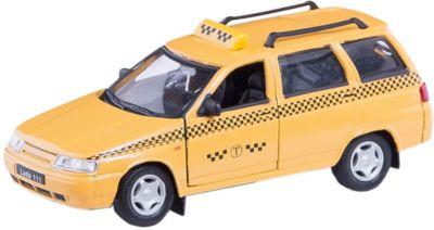 Машинка Lada 111 такси 1:36, Autotime