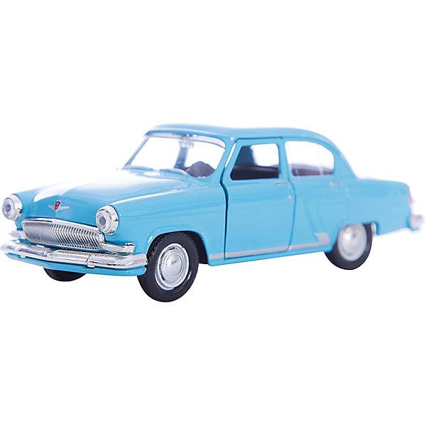 Машинка ГАЗ-21 Волга гражданская 1:43, AutotimeМашинки<br>Характеристики товара:<br><br>• цвет: голубой<br>• материал: металл, пластик<br>• размер: 16х7,5х5,7 см<br>• вес: 100 г<br>• масштаб: 1:43<br>• прочный материал<br>• хорошая детализация<br>• открываются двери<br>• вращаются колеса<br>• коллекционная<br>• страна бренда: Россия<br>• страна производства: Китай<br><br>Металлическая машинка ГАЗ-21 Волга от бренда AUTOTIME придется по душе мальчикам. Это идеальный подарок для ценителя и коллекционера автомобилей, которые выполнены с подробной детализацией. Игрушка является настоящей копией машины «Волга». Двери машинки открываются свободно, колеса вращаются. Поэтому она может стать и частью коллекции, и выступать отдельной игрушкой.<br><br>Машинка может выполнять сразу несколько функций: развлекать ребенка, помогать вырабатывать практические качества: ловкость, координацию, мелкую моторику. Также в процессе увлекательной игры развивается фантазия ребенка. Изделие выполнено из сертифицированных материалов, безопасных для детей.<br><br>Машинку ГАЗ-21 Волга гражданская от бренда AUTOTIME можно купить в нашем интернет-магазине.<br>Ширина мм: 165; Глубина мм: 57; Высота мм: 75; Вес г: 13; Возраст от месяцев: 36; Возраст до месяцев: 2147483647; Пол: Мужской; Возраст: Детский; SKU: 5583962;