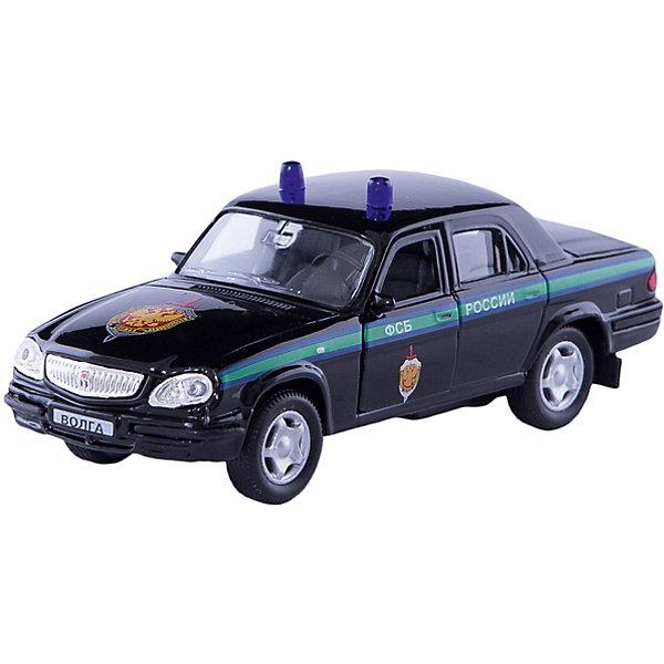 Машинка ГАЗ-31105 Волга ФСБ 1:43, Autotime