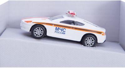 Машинка Forsage Rescue МЧС, диспенсер 1:48, Autotime