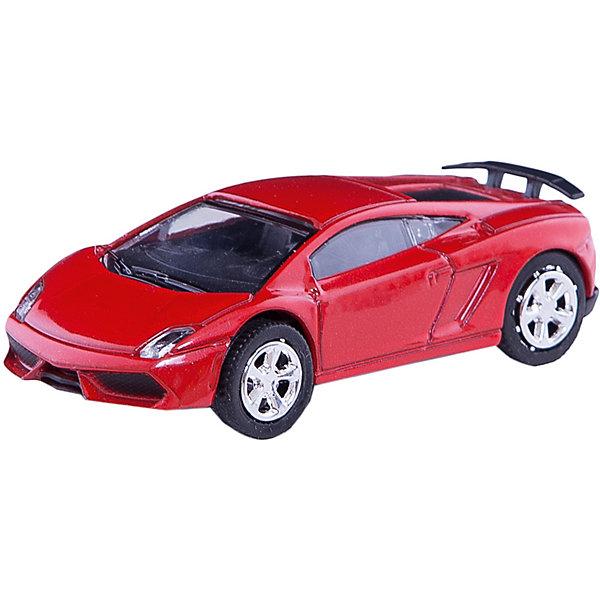 Машинка Italy Extreme Car со светом фар 1:43, AutotimeМашинки<br>Характеристики товара:<br><br>• цвет: черный<br>• материал: металл, пластик<br>• размер упаковки: 15х6х7 см<br>• батарейки входят в комплект<br>• вес: 100 г<br>• масштаб: 1:48<br>• световые эффекты<br>• инерционный механизм<br>• хорошая детализация<br>• упаковка: коробка<br>• прочный материал<br>• страна бренда: Россия<br>• страна производства: Китай<br><br>Такая машинка приведет мальчишек в восторг! Она отлично детализирована и так похожа на настоящую. С подобной игрушкой можно придумать множество сюжетов для игр. Благодаря прочному материалу она сможет долго радовать ребенка.<br><br>Машинка может выполнять сразу несколько функций: развлекать ребенка, помогать вырабатывать практические качества: ловкость, координацию, мелкую моторику. Также в процессе увлекательной игры развивается фантазия ребенка. Изделие выполнено из сертифицированных материалов, безопасных для детей.<br><br>Машинку Italy Extreme Car со светом фар 1:43 от бренда AUTOTIME можно купить в нашем интернет-магазине.<br><br>Ширина мм: 165<br>Глубина мм: 57<br>Высота мм: 75<br>Вес г: 13<br>Возраст от месяцев: 36<br>Возраст до месяцев: 2147483647<br>Пол: Мужской<br>Возраст: Детский<br>SKU: 5584036