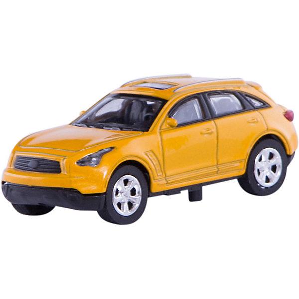 Машинка Japan Premium Suv со светом фар 1:43, AutotimeМашинки<br>Характеристики товара:<br><br>• цвет: белый<br>• материал: металл, пластик<br>• размер упаковки: 15х6х7 см<br>• батарейки входят в комплект<br>• вес: 100 г<br>• масштаб: 1:48<br>• световые эффекты<br>• инерционный механизм<br>• хорошая детализация<br>• упаковка: коробка<br>• прочный материал<br>• страна бренда: Россия<br>• страна производства: Китай<br><br>Такая машинка приведет мальчишек в восторг! Она отлично детализирована и так похожа на настоящую. С подобной игрушкой можно придумать множество сюжетов для игр. Благодаря прочному материалу она сможет долго радовать ребенка.<br><br>Машинка может выполнять сразу несколько функций: развлекать ребенка, помогать вырабатывать практические качества: ловкость, координацию, мелкую моторику. Также в процессе увлекательной игры развивается фантазия ребенка. Изделие выполнено из сертифицированных материалов, безопасных для детей.<br><br>Машинку Japan Premium Suv со светом фар 1:43 от бренда AUTOTIME можно купить в нашем интернет-магазине.<br>Ширина мм: 165; Глубина мм: 57; Высота мм: 75; Вес г: 13; Возраст от месяцев: 36; Возраст до месяцев: 2147483647; Пол: Мужской; Возраст: Детский; SKU: 5584038;
