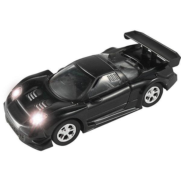 Машинка Japan Streetracer со светом фар 1:43, AutotimeМашинки<br>Характеристики товара:<br><br>• цвет: ченый<br>• материал: металл, пластик<br>• размер упаковки: 15х6х7 см<br>• батарейки входят в комплект<br>• вес: 100 г<br>• масштаб: 1:48<br>• световые эффекты<br>• инерционный механизм<br>• хорошая детализация<br>• упаковка: коробка<br>• прочный материал<br>• страна бренда: Россия<br>• страна производства: Китай<br><br>Такая машинка приведет мальчишек в восторг! Она отлично детализирована и так похожа на настоящую. С подобной игрушкой можно придумать множество сюжетов для игр. Благодаря прочному материалу она сможет долго радовать ребенка.<br><br>Машинка может выполнять сразу несколько функций: развлекать ребенка, помогать вырабатывать практические качества: ловкость, координацию, мелкую моторику. Также в процессе увлекательной игры развивается фантазия ребенка. Изделие выполнено из сертифицированных материалов, безопасных для детей.<br><br>Машинку Japan Streetracer со светом фар 1:43 от бренда AUTOTIME можно купить в нашем интернет-магазине.<br><br>Ширина мм: 165<br>Глубина мм: 57<br>Высота мм: 75<br>Вес г: 13<br>Возраст от месяцев: 36<br>Возраст до месяцев: 2147483647<br>Пол: Мужской<br>Возраст: Детский<br>SKU: 5584039