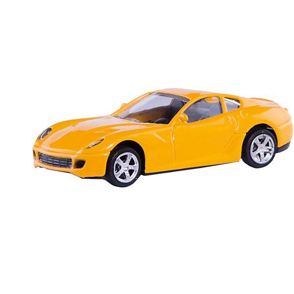 Машинка Maddog Coupe QR 1:36, AutotimeМашинки<br>Характеристики товара:<br><br>• цвет: в ассортименте<br>• возраст: от 3 лет<br>• материал: металл, пластик<br>• масштаб: 1:36<br>• колеса вращаются<br>• инерционная<br>• размер упаковки: 16х6х7 см<br>• вес с упаковкой: 100 г<br>• страна бренда: Россия, Китай<br>• страна изготовитель: Китай<br><br>Такая коллекционная модель машинки отличается высокой детализацией. <br><br>Окна - прозрачные, поэтому через них можно увидеть салон.<br><br>Машинка инерционная: можно слегка прокатить её назад, отпустить - и игрушка сама проедет вперед. Сделана машинка из прочного и безопасного материала.<br><br>Машинку «Maddog Coupe QR» 1:36, Autotime (Автотайм) можно купить в нашем интернет-магазине.<br>Ширина мм: 165; Глубина мм: 57; Высота мм: 75; Вес г: 13; Возраст от месяцев: 36; Возраст до месяцев: 2147483647; Пол: Мужской; Возраст: Детский; SKU: 5584043;