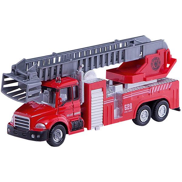 Машинка Fire Liquidator Truck пожарная, с лестницей 1:48, AutotimeМашинки<br>Характеристики товара:<br><br>• цвет: красный<br>• возраст: от 3 лет<br>• материал: металл, пластик<br>• масштаб: 1:48<br>• колеса вращаются<br>• размер упаковки: 16х6х7 см<br>• вес с упаковкой: 100 г<br>• страна бренда: Россия, Китай<br>• страна изготовитель: Китай<br><br>Такая отлично детализированная машинка является коллекционной моделью. Окна - прозрачные, поэтому через них можно увидеть салон.<br><br>Сделана машинка из прочного и безопасного материала. Модель с пожарной лестницей.<br><br>Машинку «Fire Liquidator Truck» пожарная, с лестницей 1:48, Autotime (Автотайм) можно купить в нашем интернет-магазине.<br><br>Ширина мм: 165<br>Глубина мм: 57<br>Высота мм: 75<br>Вес г: 13<br>Возраст от месяцев: 36<br>Возраст до месяцев: 2147483647<br>Пол: Мужской<br>Возраст: Детский<br>SKU: 5584050