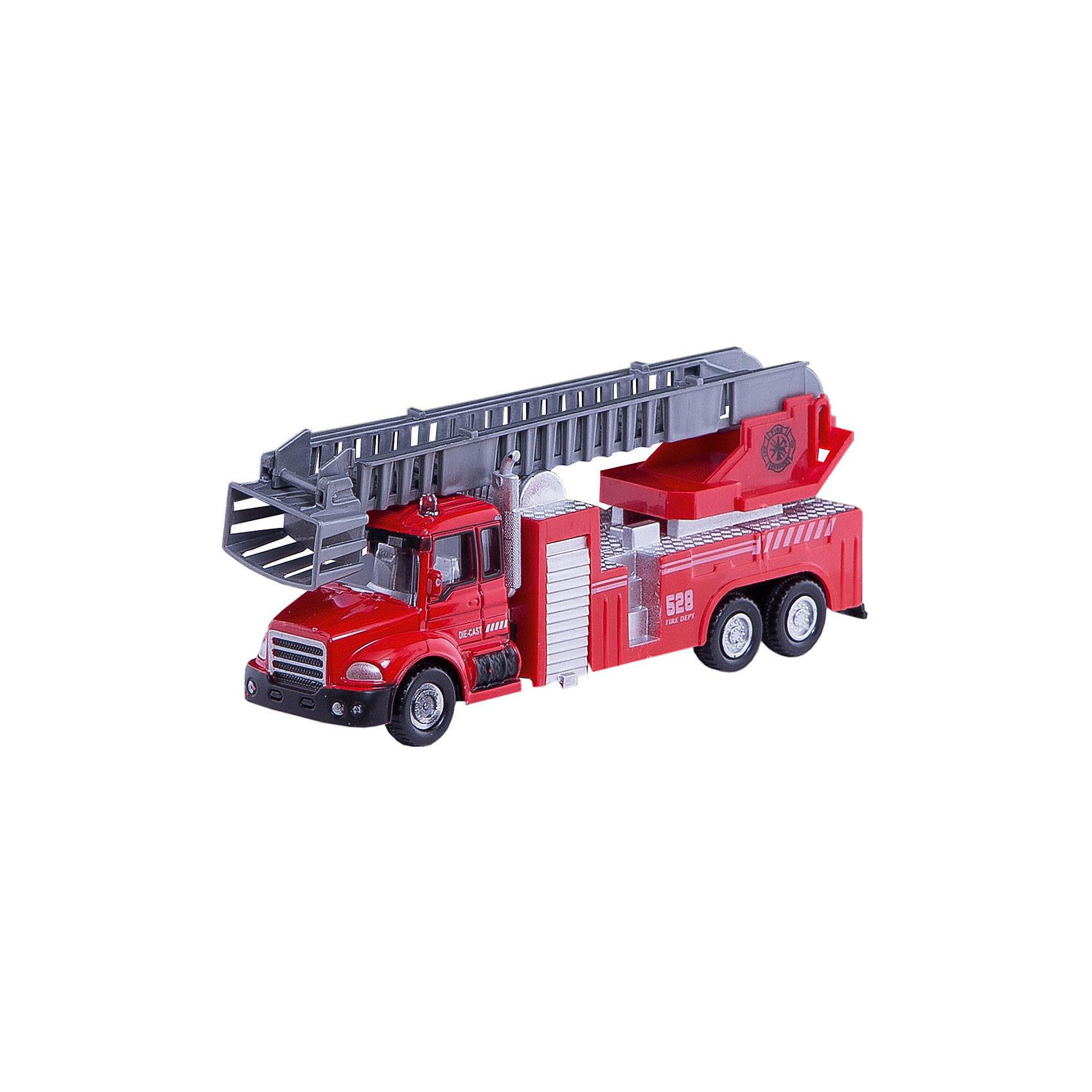 Машинка Fire Liquidator Truck пожарная, с лестницей 1:48, AutotimeМашинки<br><br><br>Ширина мм: 165<br>Глубина мм: 57<br>Высота мм: 75<br>Вес г: 13<br>Возраст от месяцев: 36<br>Возраст до месяцев: 2147483647<br>Пол: Мужской<br>Возраст: Детский<br>SKU: 5584050