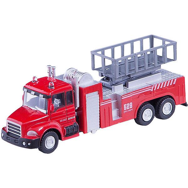 Машинка Lift Fire Truck пожарная, с подъемником 1:48, AutotimeМашинки<br>Характеристики товара:<br><br>• цвет: красный<br>• возраст: от 3 лет<br>• материал: металл, пластик<br>• масштаб: 1:48<br>• колеса вращаются<br>• размер упаковки: 16х6х7 см<br>• вес с упаковкой: 100 г<br>• страна бренда: Россия, Китай<br>• страна изготовитель: Китай<br><br>Такая отлично детализированная машинка является коллекционной моделью. Окна - прозрачные, поэтому через них можно увидеть салон.<br><br>Сделана машинка из прочного и безопасного материала. Модель с подъемником.<br><br>Машинку «Fire Liquidator Truck» с подъемником 1:48, Autotime (Автотайм) можно купить в нашем интернет-магазине.<br>Ширина мм: 165; Глубина мм: 57; Высота мм: 75; Вес г: 13; Возраст от месяцев: 36; Возраст до месяцев: 2147483647; Пол: Мужской; Возраст: Детский; SKU: 5584052;
