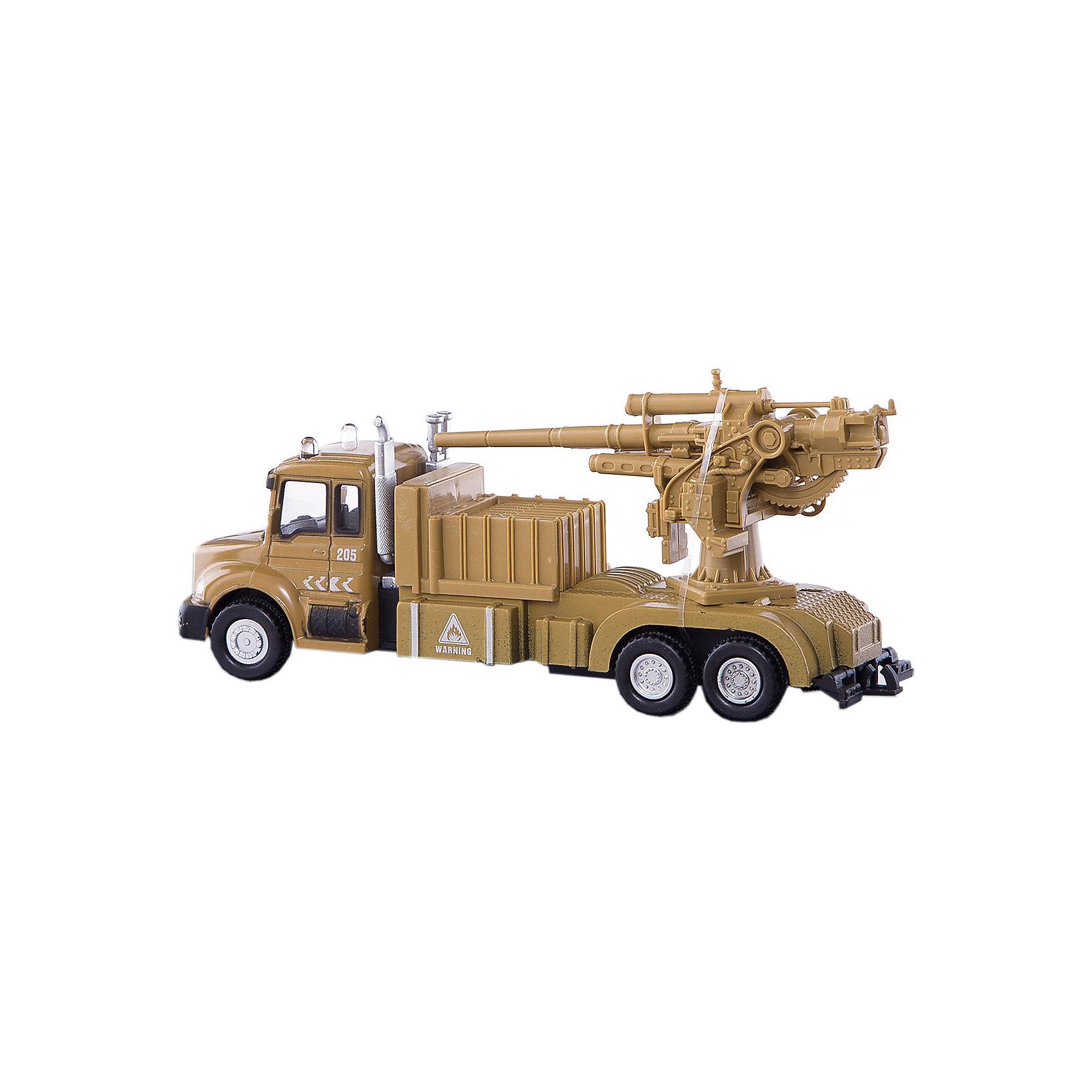 Машинка Military Gun Truck с орудием 1:48, AutotimeМашинки<br><br><br>Ширина мм: 165<br>Глубина мм: 57<br>Высота мм: 75<br>Вес г: 13<br>Возраст от месяцев: 36<br>Возраст до месяцев: 2147483647<br>Пол: Мужской<br>Возраст: Детский<br>SKU: 5584058