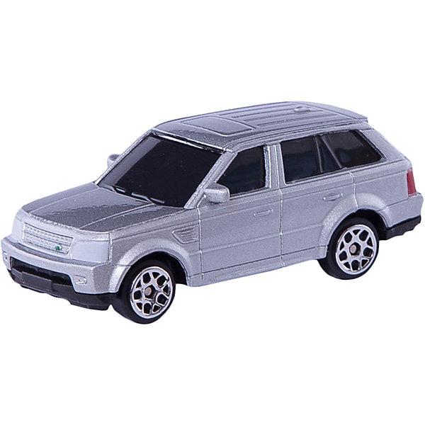 Машинка Land Rover Range Rover Sport Jeans 3, AutotimeМашинки<br>Характеристики товара:<br><br>• цвет: в ассортименте<br>• возраст: от 3 лет<br>• материал: металл, пластик<br>• масштаб: 1:60<br>• колеса вращаются<br>• размер упаковки: 9х4х4 см<br>• вес с упаковкой: 100 г<br>• страна бренда: Россия, Китай<br>• страна изготовитель: Китай<br><br>Такая коллекционная машинка отличается высокой детализацией. Это - миниатюрная копия реально существующей модели.<br><br>Машинка произведена из прочного и безопасного материала. Модель с вращающимися колесами.<br><br>Машинку «Land Rover Range Rover Sport» Jeans 3, Autotime (Автотайм) можно купить в нашем интернет-магазине.<br><br>Ширина мм: 90<br>Глубина мм: 42<br>Высота мм: 40<br>Вес г: 14<br>Возраст от месяцев: 36<br>Возраст до месяцев: 2147483647<br>Пол: Мужской<br>Возраст: Детский<br>SKU: 5584066