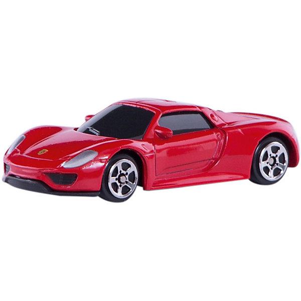 Машинка Porsche 918 Spyder Jeans 3, AutotimeМашинки<br>Характеристики товара:<br><br>• цвет: в ассортименте<br>• возраст: от 3 лет<br>• материал: металл, пластик<br>• масштаб: 1:64<br>• колеса вращаются<br>• размер упаковки: 9х4х4 см<br>• вес с упаковкой: 100 г<br>• страна бренда: Россия, Китай<br>• страна изготовитель: Китай<br><br>Эта отлично детализированная машинка является коллекционной моделью. Это - миниатюрная копия реально существующей модели.<br><br>Сделана машинка из прочного и безопасного материала. Модель с вращающимися колесами.<br><br>Машинку «Porsche 918 Spyder» Jeans 3, Autotime (Автотайм) можно купить в нашем интернет-магазине.<br><br>Ширина мм: 90<br>Глубина мм: 42<br>Высота мм: 40<br>Вес г: 14<br>Возраст от месяцев: 36<br>Возраст до месяцев: 2147483647<br>Пол: Мужской<br>Возраст: Детский<br>SKU: 5584071