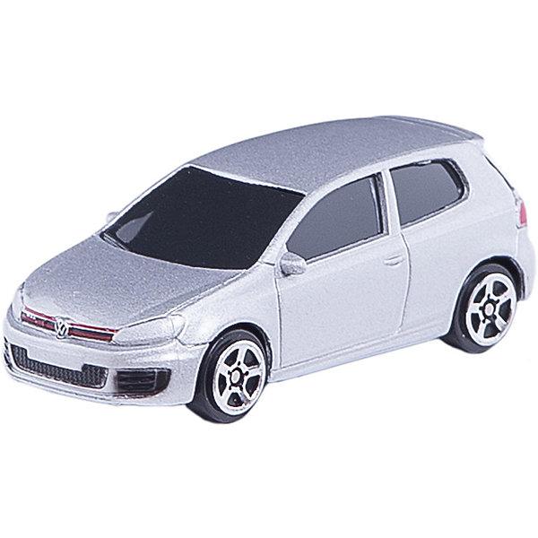 Машинка Volkswagen Golf GTI Jeans 3, AutotimeМашинки<br>Характеристики товара:<br><br>• цвет: в ассортименте<br>• возраст: от 3 лет<br>• материал: металл, пластик<br>• масштаб: 1:64<br>• колеса вращаются<br>• размер упаковки: 9х4х4 см<br>• вес с упаковкой: 100 г<br>• страна бренда: Россия, Китай<br>• страна изготовитель: Китай<br><br>Эта отлично детализированная машинка является коллекционной моделью. Это - миниатюрная копия реально существующей модели.<br><br>Сделана машинка из прочного и безопасного материала. Модель с вращающимися колесами.<br><br>Машинку «Volkswagen Golf GTI» Jeans 3, Autotime (Автотайм) можно купить в нашем интернет-магазине.<br><br>Ширина мм: 90<br>Глубина мм: 42<br>Высота мм: 40<br>Вес г: 14<br>Возраст от месяцев: 36<br>Возраст до месяцев: 2147483647<br>Пол: Мужской<br>Возраст: Детский<br>SKU: 5584075
