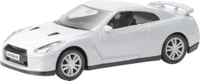 Машинка Nissan GT-R (R35) 1:64, Autotime фото-1