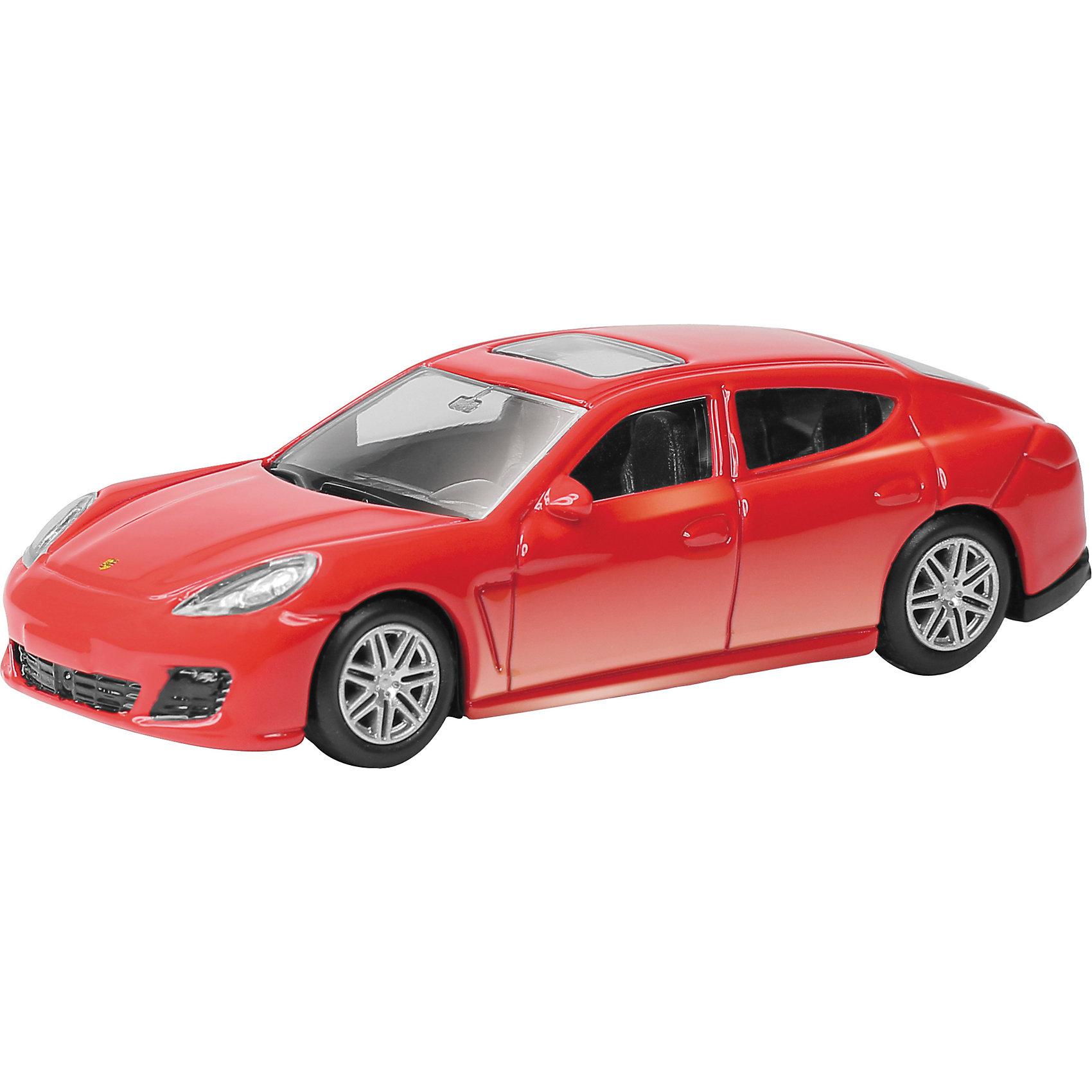 Машинка Porsche Panamera Turbo 3, AutotimeМашинки<br>Характеристики товара:<br><br>• цвет: красный<br>• возраст: от 3 лет<br>• материал: металл, пластик<br>• масштаб: 1:60<br>• колеса вращаются<br>• размер упаковки: 9х4х4 см<br>• вес с упаковкой: 100 г<br>• страна бренда: Россия, Китай<br>• страна изготовитель: Китай<br><br>Такая машинка представляет собой миниатюрную копию реально существующей модели. Она отличается высокой детализацией, является коллекционной моделью. <br><br>Машинка произведена из прочного и безопасного материала. Благодаря прозрачным стеклам виден подробно проработанный салон.<br><br>Машинку «Porsche Panamera Turbo 3», Autotime (Автотайм) можно купить в нашем интернет-магазине.<br><br>Ширина мм: 90<br>Глубина мм: 42<br>Высота мм: 40<br>Вес г: 13<br>Возраст от месяцев: 36<br>Возраст до месяцев: 2147483647<br>Пол: Мужской<br>Возраст: Детский<br>SKU: 5584086