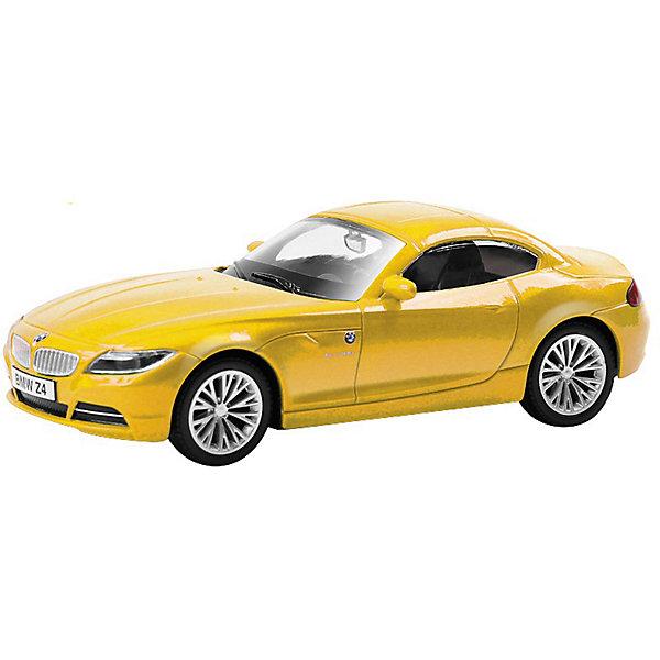 Машинка BMW Z4 1:43, AutotimeМашинки<br>Характеристики товара:<br><br>• цвет: в ассортименте<br>• возраст: от 3 лет<br>• материал: металл, пластик<br>• масштаб: 1:43<br>• размер упаковки: 16х6х7 см<br>• вес с упаковкой: 100 г<br>• страна бренда: Россия, Китай<br>• страна изготовитель: Китай<br><br>Такая машинка представляет собой миниатюрную копию реально существующей модели. Она отличается высокой детализацией, является коллекционной моделью. <br><br>Сделана машинка из прочного и безопасного материала. Корпус - из металла. Благодаря прозрачным стеклам виден подробно проработанный салон.<br><br>Машинку «BMW Z4» 1:43, Autotime (Автотайм) можно купить в нашем интернет-магазине.<br><br>Ширина мм: 165<br>Глубина мм: 57<br>Высота мм: 75<br>Вес г: 13<br>Возраст от месяцев: 36<br>Возраст до месяцев: 2147483647<br>Пол: Мужской<br>Возраст: Детский<br>SKU: 5584090