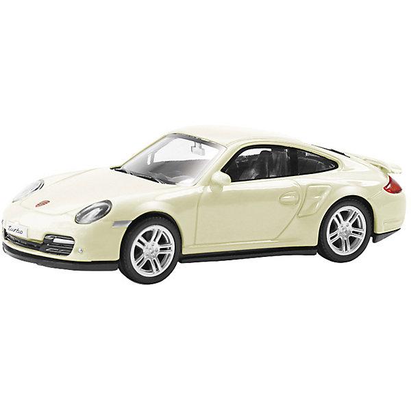 Машинка Porsche 911 Turbo (997) 4, AutotimeМашинки<br>Характеристики товара:<br><br>• цвет: в ассортименте<br>• возраст: от 3 лет<br>• материал: металл, пластик<br>• масштаб: 1:43<br>• двери открываются<br>• размер упаковки: 16х6х7 см<br>• вес с упаковкой: 100 г<br>• страна бренда: Россия, Китай<br>• страна изготовитель: Китай<br><br>Такая машинка представляет собой миниатюрную копию реально существующей модели. Она отличается высокой детализацией, является коллекционной моделью. <br><br>Сделана машинка из прочного и безопасного материала. Корпус - из металла. Благодаря прозрачным стеклам виден подробно проработанный салон.<br><br>Машинку «Porsche 911 Turbo (997) 4» 1:43, Autotime (Автотайм) можно купить в нашем интернет-магазине.<br><br>Ширина мм: 165<br>Глубина мм: 57<br>Высота мм: 75<br>Вес г: 13<br>Возраст от месяцев: 36<br>Возраст до месяцев: 2147483647<br>Пол: Мужской<br>Возраст: Детский<br>SKU: 5584092