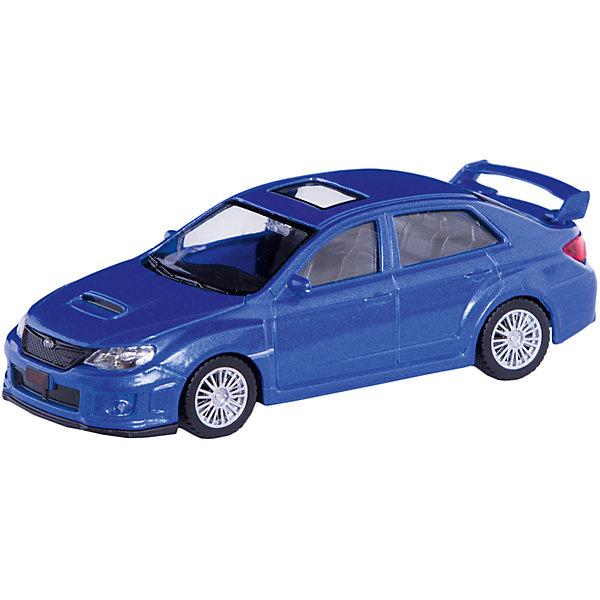 Машинка Subaru WRX STI 4, AutotimeМашинки<br>Характеристики товара:<br><br>• цвет: синий, красный<br>• возраст: от 3 лет<br>• материал: металл, пластик<br>• масштаб: 1:43<br>• колеса вращаются<br>• размер упаковки: 16х6х7 см<br>• вес с упаковкой: 100 г<br>• страна бренда: Россия, Китай<br>• страна изготовитель: Китай<br><br>Такая машинка представляет собой миниатюрную копию реально существующей модели. Она отличается высокой детализацией, является коллекционной моделью. <br><br>Сделана машинка из прочного и безопасного материала. Корпус - из металла. Благодаря прозрачным стеклам виден подробно проработанный салон.<br><br>Машинку «Subaru WRX STI 4» 1:43, Autotime (Автотайм) можно купить в нашем интернет-магазине.<br>Ширина мм: 165; Глубина мм: 57; Высота мм: 75; Вес г: 13; Возраст от месяцев: 36; Возраст до месяцев: 2147483647; Пол: Мужской; Возраст: Детский; SKU: 5584094;