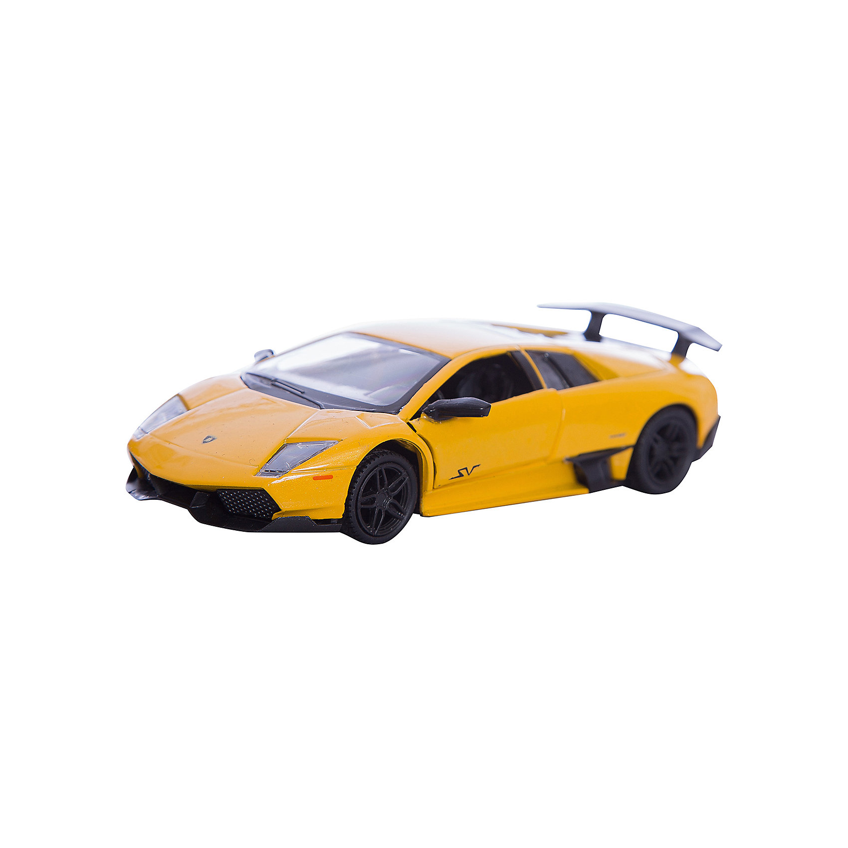Машинка Lamborghini Murcielago LP670-4 SV 5, AutotimeМашинки<br><br><br>Ширина мм: 165<br>Глубина мм: 57<br>Высота мм: 75<br>Вес г: 13<br>Возраст от месяцев: 36<br>Возраст до месяцев: 2147483647<br>Пол: Мужской<br>Возраст: Детский<br>SKU: 5584105