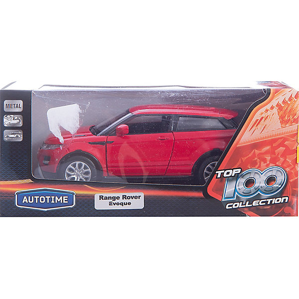 Машинка Range Rover Evoque 5, AutotimeМашинки<br>Характеристики товара:<br><br>• цвет: белый, красный<br>• возраст: от 3 лет<br>• материал: металл, пластик<br>• масштаб: 1:32<br>• двери открываются<br>• размер упаковки: 16х7х7 см<br>• вес с упаковкой: 100 г<br>• страна бренда: Россия, Китай<br>• страна изготовитель: Китай<br><br>Такая машинка представляет собой миниатюрную копию реально существующей модели. Она отличается высокой детализацией, является коллекционной моделью. <br><br>Машинка произведена из прочного и безопасного материала. <br><br>Машинку «Range Rover Evoque 5», Autotime (Автотайм) можно купить в нашем интернет-магазине.<br><br>Ширина мм: 165<br>Глубина мм: 57<br>Высота мм: 75<br>Вес г: 13<br>Возраст от месяцев: 36<br>Возраст до месяцев: 2147483647<br>Пол: Мужской<br>Возраст: Детский<br>SKU: 5584109