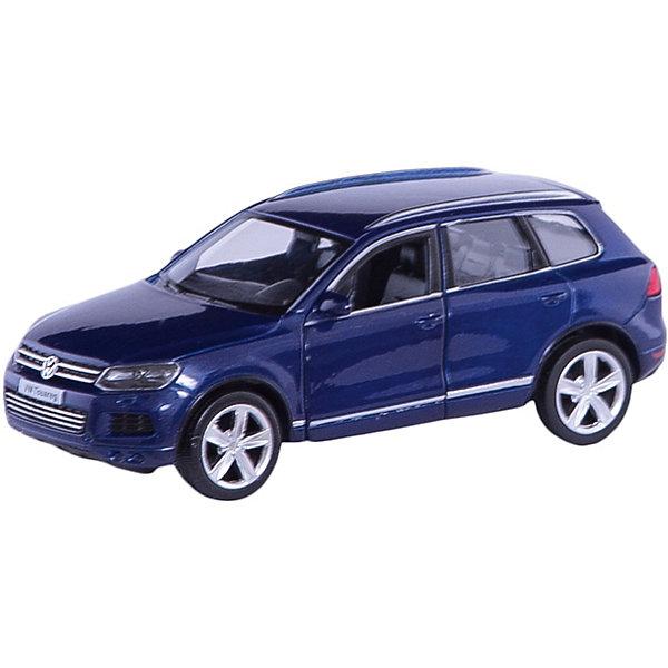 Машинка Volkswagen Touareg 5, AutotimeМашинки<br>Характеристики товара:<br><br>• цвет: в ассортименте<br>• возраст: от 3 лет<br>• материал: металл, пластик<br>• масштаб: 1:32<br>• размер упаковки: 16х7х7 см<br>• вес с упаковкой: 100 г<br>• страна бренда: Россия, Китай<br>• страна изготовитель: Китай<br><br>Эта модель представляет собой миниатюрную копию реально существующей машины. Она отличается высокой детализацией, является коллекционной моделью. <br><br>Сделана машинка из прочного и безопасного материала. Корпус - из металла. Благодаря прозрачным стеклам виден подробно проработанный салон.<br><br>Машинку «Volkswagen Touareg 5», Autotime (Автотайм) можно купить в нашем интернет-магазине.<br><br>Ширина мм: 165<br>Глубина мм: 57<br>Высота мм: 75<br>Вес г: 13<br>Возраст от месяцев: 36<br>Возраст до месяцев: 2147483647<br>Пол: Мужской<br>Возраст: Детский<br>SKU: 5584112