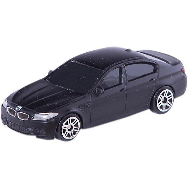 Машинка BMW M5 Black Edition 1:64, AutotimeМашинки<br>Характеристики товара:<br><br>• цвет: черный<br>• возраст: от 3 лет<br>• материал: металл, пластик<br>• масштаб: 1:64<br>• размер упаковки: 9х4х4 см<br>• вес с упаковкой: 100 г<br>• страна бренда: Россия, Китай<br>• страна изготовитель: Китай<br><br>Такая машинка представляет собой миниатюрную копию реально существующей модели. Она отличается высокой детализацией, является коллекционной моделью. <br><br>Машинка произведена из прочного и безопасного материала. Корпус - из металла. <br><br>Машинку «BMW M5 Black Edition 1:64», Autotime (Автотайм) можно купить в нашем интернет-магазине.<br>Ширина мм: 165; Глубина мм: 57; Высота мм: 75; Вес г: 15; Возраст от месяцев: 36; Возраст до месяцев: 2147483647; Пол: Мужской; Возраст: Детский; SKU: 5584114;