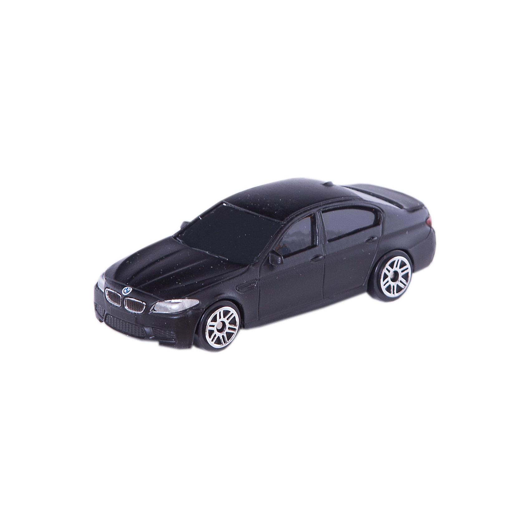 Машинка BMW M5 Black Edition 1:64, AutotimeМашинки<br>Характеристики товара:<br><br>• цвет: черный<br>• возраст: от 3 лет<br>• материал: металл, пластик<br>• масштаб: 1:64<br>• размер упаковки: 9х4х4 см<br>• вес с упаковкой: 100 г<br>• страна бренда: Россия, Китай<br>• страна изготовитель: Китай<br><br>Такая машинка представляет собой миниатюрную копию реально существующей модели. Она отличается высокой детализацией, является коллекционной моделью. <br><br>Машинка произведена из прочного и безопасного материала. Корпус - из металла. <br><br>Машинку «BMW M5 Black Edition 1:64», Autotime (Автотайм) можно купить в нашем интернет-магазине.<br><br>Ширина мм: 165<br>Глубина мм: 57<br>Высота мм: 75<br>Вес г: 15<br>Возраст от месяцев: 36<br>Возраст до месяцев: 2147483647<br>Пол: Мужской<br>Возраст: Детский<br>SKU: 5584114