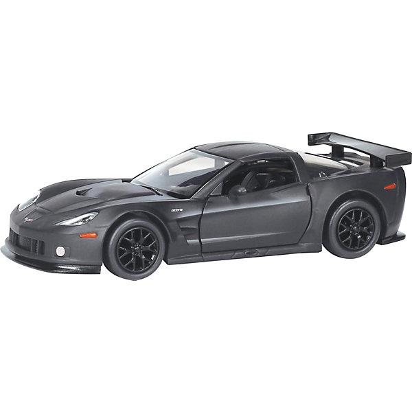 Машинка Chevrolet Corvette C6-R Imperial Black Edition 5, AutotimeМашинки<br>Характеристики товара:<br><br>• цвет: черный<br>• возраст: от 3 лет<br>• материал: металл, пластик<br>• масштаб: 1:32<br>• колеса вращаются<br>• инерционная<br>• двери открываются<br>• размер упаковки: 16х7х7 см<br>• вес с упаковкой: 100 г<br>• страна бренда: Россия, Китай<br>• страна изготовитель: Китай<br><br>Эта модель представляет собой миниатюрную копию реально существующей машины. Она отличается высокой детализацией, является коллекционной моделью. <br><br>Сделана машинка из прочного и безопасного материала. Корпус - из металла. Благодаря прозрачным стеклам виден подробно проработанный салон.<br><br>Машинку «Chevrolet Corvette C6-R Imperial Black Edition 5», Autotime (Автотайм) можно купить в нашем интернет-магазине.<br><br>Ширина мм: 165<br>Глубина мм: 57<br>Высота мм: 75<br>Вес г: 15<br>Возраст от месяцев: 36<br>Возраст до месяцев: 2147483647<br>Пол: Мужской<br>Возраст: Детский<br>SKU: 5584116