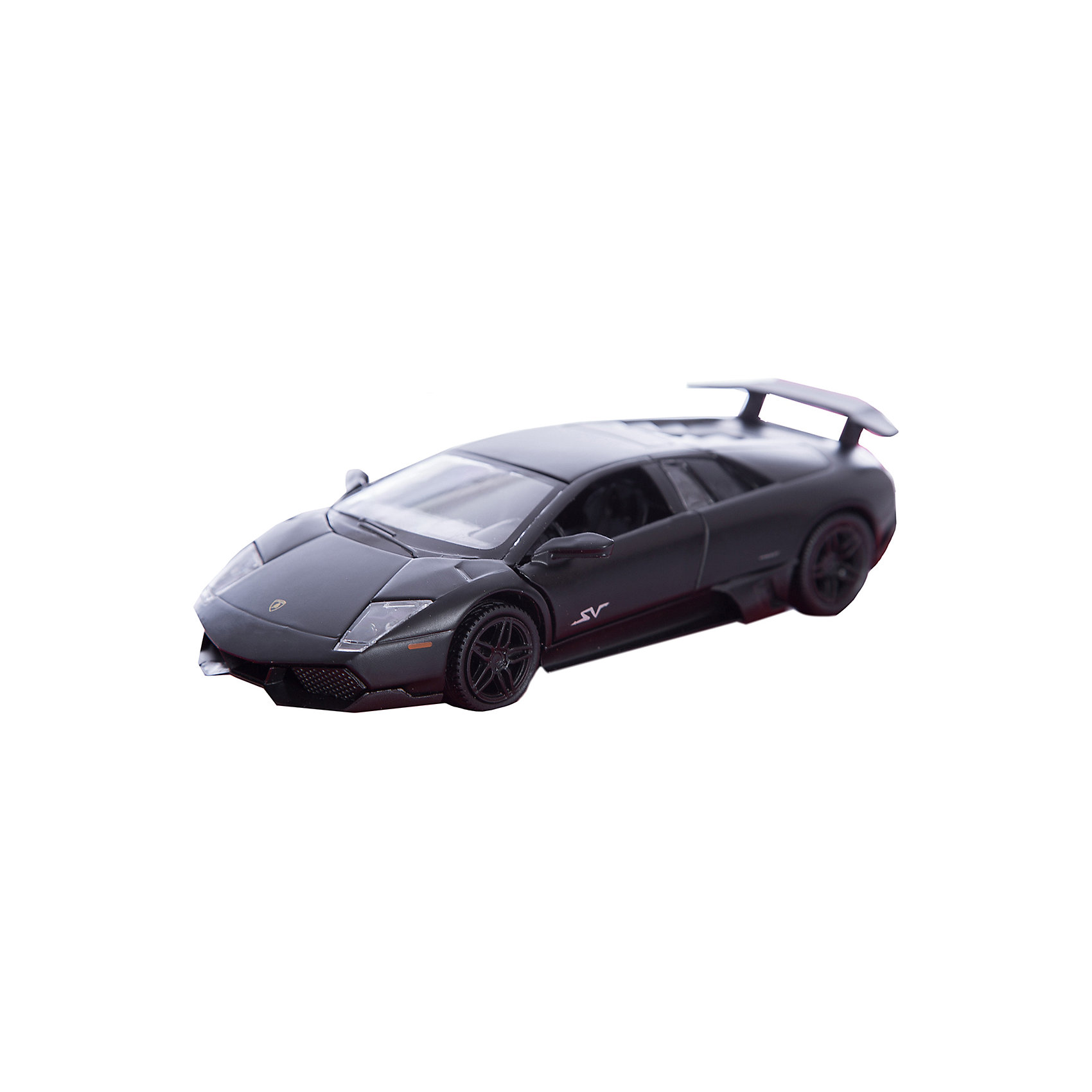 Машинка Lamborghini Murcielago LP670-4 SV Imperial Black Edition 5, AutotimeМашинки<br><br><br>Ширина мм: 165<br>Глубина мм: 57<br>Высота мм: 75<br>Вес г: 15<br>Возраст от месяцев: 36<br>Возраст до месяцев: 2147483647<br>Пол: Мужской<br>Возраст: Детский<br>SKU: 5584117