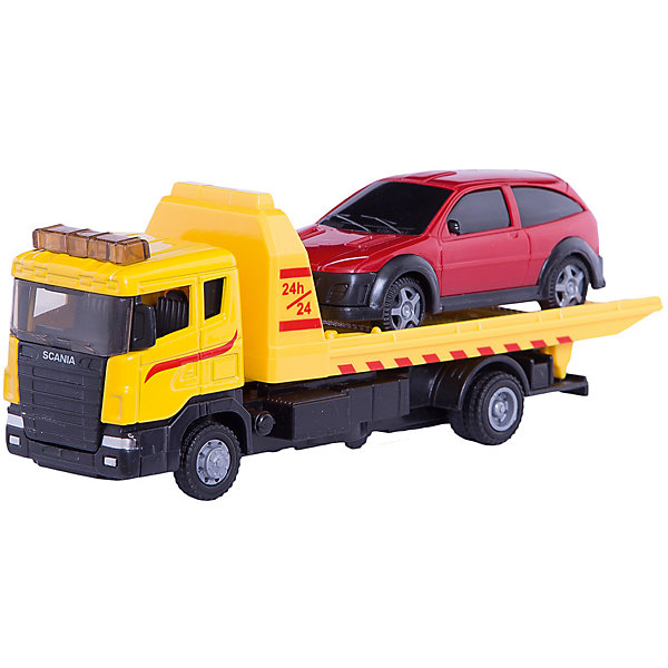 Машинка Scania Tow Truck с Машинкаинкой 1:48, AutotimeМашинки<br>Характеристики товара:<br><br>• цвет: в ассортименте<br>• возраст: от 3 лет<br>• материал: металл, пластик<br>• масштаб: 1:48<br>• две машины в комплекте<br>• размер упаковки: 26х6х11 см<br>• вес с упаковкой: 200 г<br>• страна бренда: Россия, Китай<br>• страна изготовитель: Китай<br><br>Такая машинка представляет собой миниатюрную копию машины, она отличается высокой детализацией, является коллекционной моделью. <br><br>Сделана машинка из прочного и безопасного материала. Корпус - из металла и пластика. В комплекте: грузовик и легковая машина.<br><br>Машинку «Scania Tow Truck с машинкой 1:48», Autotime (Автотайм) можно купить в нашем интернет-магазине.<br>Ширина мм: 362; Глубина мм: 114; Высота мм: 146; Вес г: 15; Возраст от месяцев: 36; Возраст до месяцев: 2147483647; Пол: Мужской; Возраст: Детский; SKU: 5584125;