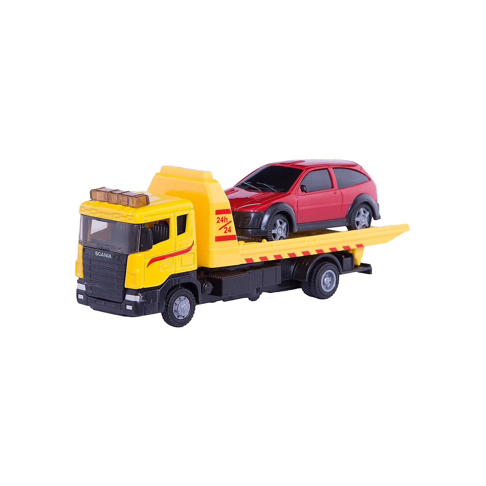 Машинка Scania Tow Truck с Машинкаинкой 1:48, AutotimeМашинки<br><br><br>Ширина мм: 362<br>Глубина мм: 114<br>Высота мм: 146<br>Вес г: 15<br>Возраст от месяцев: 36<br>Возраст до месяцев: 2147483647<br>Пол: Мужской<br>Возраст: Детский<br>SKU: 5584125