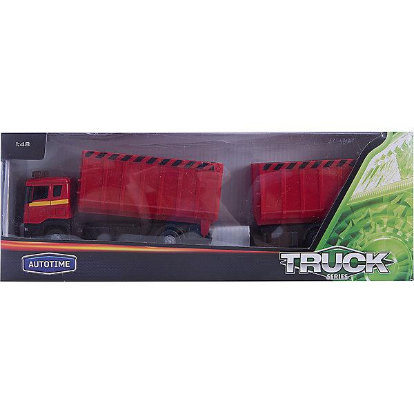 Машинка Scania строительный автопоезд 1:48, AutotimeМашинки<br>Характеристики товара:<br><br>• цвет: в ассортименте<br>• возраст: от 3 лет<br>• материал: металл, пластик<br>• масштаб: 1:48<br>• размер упаковки: 35х6х11 см<br>• вес с упаковкой: 300 г<br>• страна бренда: Россия, Китай<br>• страна изготовитель: Китай<br><br>Эта машинка представляет собой миниатюрную копию грузовой машины с прицепом. Она отличается высокой детализацией, является коллекционной моделью. <br><br>Сделана машинка из прочного и безопасного материала. Корпус - из металла и пластика. <br><br>Машинку «Scania строительный автопоезд 1:48», Autotime (Автотайм) можно купить в нашем интернет-магазине.<br><br>Ширина мм: 362<br>Глубина мм: 114<br>Высота мм: 146<br>Вес г: 15<br>Возраст от месяцев: 36<br>Возраст до месяцев: 2147483647<br>Пол: Мужской<br>Возраст: Детский<br>SKU: 5584129