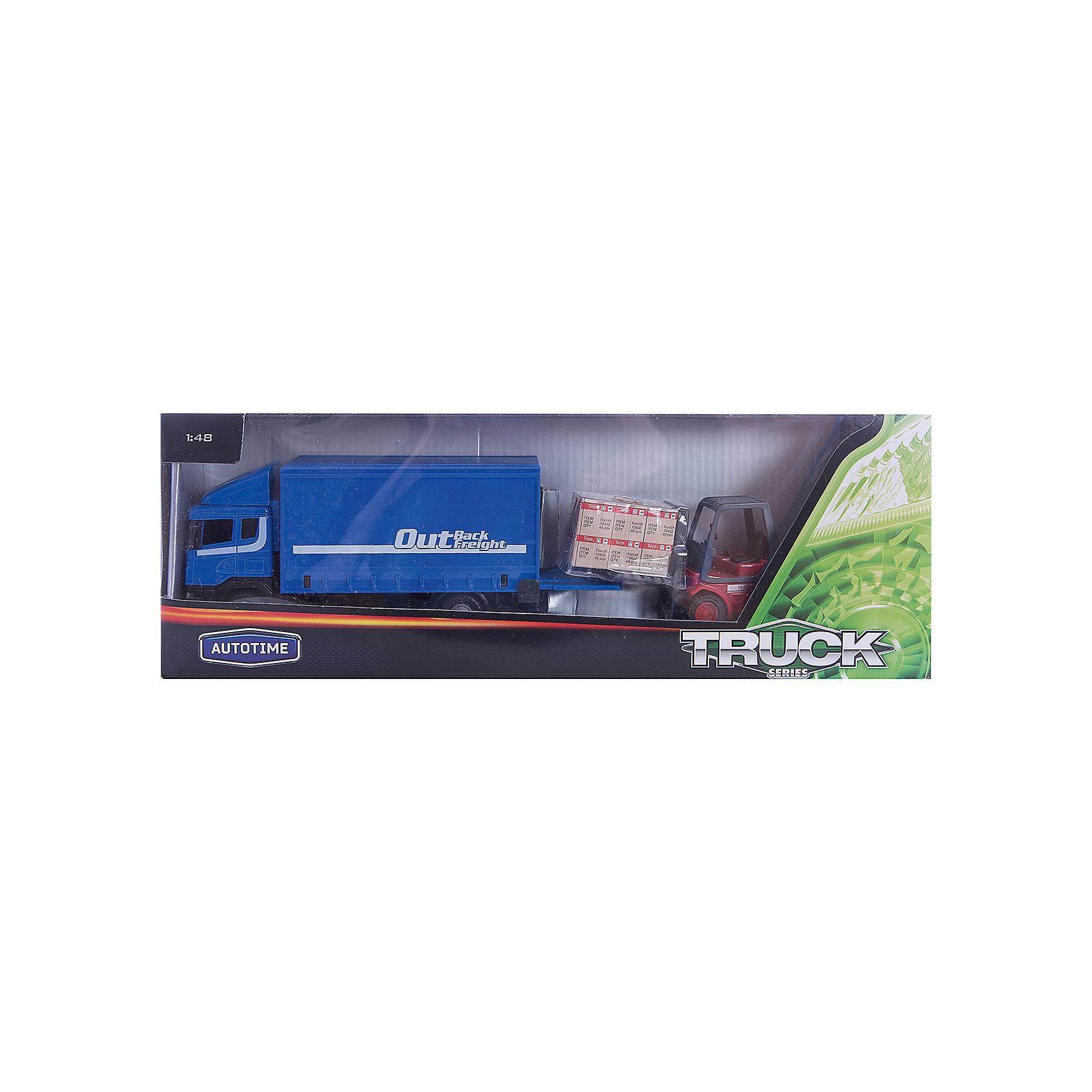 Машинка Scania с погрузчиком 1:48, AutotimeМашинки<br>Характеристики товара:<br><br>• цвет: в ассортименте<br>• возраст: от 3 лет<br>• материал: металл, пластик<br>• масштаб: 1:48<br>• погрузчик в комплекте<br>• размер упаковки: 35х6х12 см<br>• вес с упаковкой: 300 г<br>• страна бренда: Россия, Китай<br>• страна изготовитель: Китай<br><br>Эта машинка представляет собой миниатюрную копию грузовой машины с погрузчиком. Она отличается высокой детализацией, является коллекционной моделью. <br><br>Сделана машинка из прочного и безопасного материала. Корпус - из металла и пластика. <br><br>Машинку «Scania с погрузчиком 1:48», Autotime (Автотайм) можно купить в нашем интернет-магазине.<br><br>Ширина мм: 362<br>Глубина мм: 114<br>Высота мм: 146<br>Вес г: 15<br>Возраст от месяцев: 36<br>Возраст до месяцев: 2147483647<br>Пол: Мужской<br>Возраст: Детский<br>SKU: 5584131