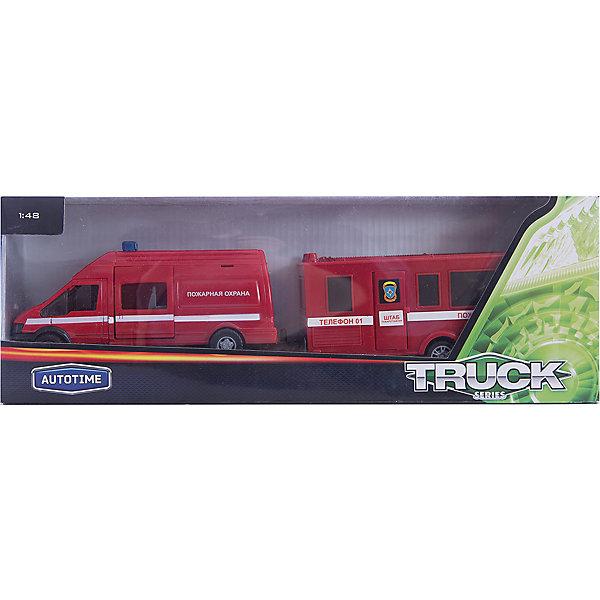 Машинка Rescue Van пожарная с прицепом 1:48, AutotimeМашинки<br>Характеристики товара:<br><br>• цвет: красный<br>• возраст: от 3 лет<br>• материал: металл, пластик<br>• масштаб: 1:48<br>• комплектация: машина, прицеп<br>• инерционная<br>• колеса вращаются<br>• размер упаковки: 35х6х11 см<br>• вес с упаковкой: 300 г<br>• страна бренда: Россия, Китай<br>• страна изготовитель: Китай<br><br>Эта машинка представляет собой миниатюрную копию пожарной машины с прицепом. Она отличается высокой детализацией, является коллекционной моделью. <br><br>Сделана машинка из прочного и безопасного материала. Корпус - из металла и пластика. <br><br>Машинку «Rescue Van пожарная с прицепом 1:48», Autotime (Автотайм) можно купить в нашем интернет-магазине.<br><br>Ширина мм: 362<br>Глубина мм: 114<br>Высота мм: 146<br>Вес г: 15<br>Возраст от месяцев: 36<br>Возраст до месяцев: 2147483647<br>Пол: Мужской<br>Возраст: Детский<br>SKU: 5584150