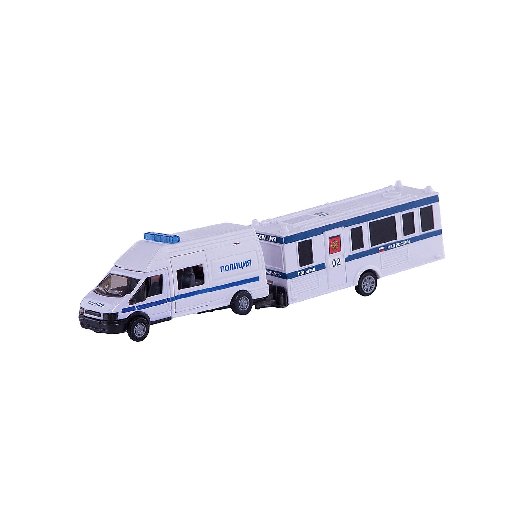 Машинка Rescue Van полиция с прицепом 1:48, AutotimeМашинки<br>Характеристики товара:<br><br>• цвет: белый<br>• возраст: от 3 лет<br>• материал: металл, пластик<br>• масштаб: 1:48<br>• комплектация: машина, прицеп<br>• инерционная<br>• колеса вращаются<br>• размер упаковки: 35х6х11 см<br>• вес с упаковкой: 300 г<br>• страна бренда: Россия, Китай<br>• страна изготовитель: Китай<br><br>Такая модель представляет собой миниатюрную копию реально существующей полицейской машины с прицепом. Она отличается высокой детализацией, является коллекционной моделью. <br><br>Сделана машинка из прочного и безопасного материала. Корпус - из металла и пластика.<br><br>Машинку «Rescue Van полиция с прицепом 1:48», Autotime (Автотайм) можно купить в нашем интернет-магазине.<br><br>Ширина мм: 362<br>Глубина мм: 114<br>Высота мм: 146<br>Вес г: 15<br>Возраст от месяцев: 36<br>Возраст до месяцев: 2147483647<br>Пол: Мужской<br>Возраст: Детский<br>SKU: 5584152