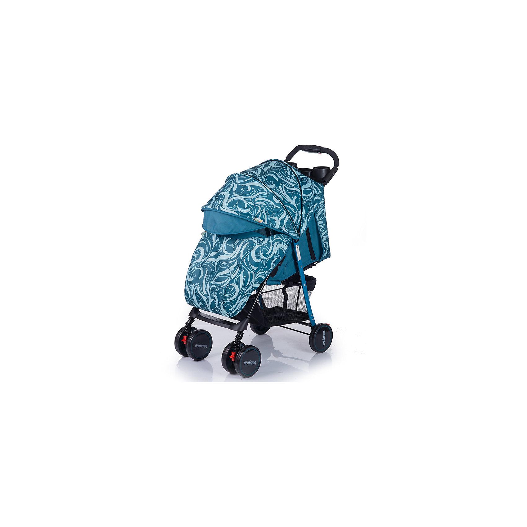 Прогулочная коляска BabyHit Simpy, синийПрогулочные коляски<br>Новинка 2017 года!<br>Легкая прогулочная коляска.<br>Сдвоенные передние колеса с функцией фиксации в положении «прямо»<br>Складывание одной рукой<br>Капюшон «батискаф»<br>3 положения наклона спинки (сидя, полулежа, лежа)<br>Регулируемая подножка<br>Съемный поручень с паховым ремнем<br>3-х точечная система ремней безопасности<br>Столик с подстаканниками и бардачком на ручке<br>Вместительная багажная корзина<br>Амортизация на всех колесах<br>В комплекте: полог, москитная сетка<br><br>Характеристика:<br>Размеры в разложенном виде: 76 х 46 х 101 см (ДхШхВ)<br>Размеры в сложенном виде: 83 х 46 х 34 см (ДхШхВ)<br>Размер спального места: 68х32 см (ДхШ)<br>Ширина сиденья: 32 см<br>Длина сиденья:  20 см<br>Высота спинки:  39 см<br>Высота до ручки: 101 см<br>Диаметр колес: 15 см<br><br>Ширина мм: 420<br>Глубина мм: 250<br>Высота мм: 800<br>Вес г: 6980<br>Возраст от месяцев: 6<br>Возраст до месяцев: 36<br>Пол: Унисекс<br>Возраст: Детский<br>SKU: 5584579