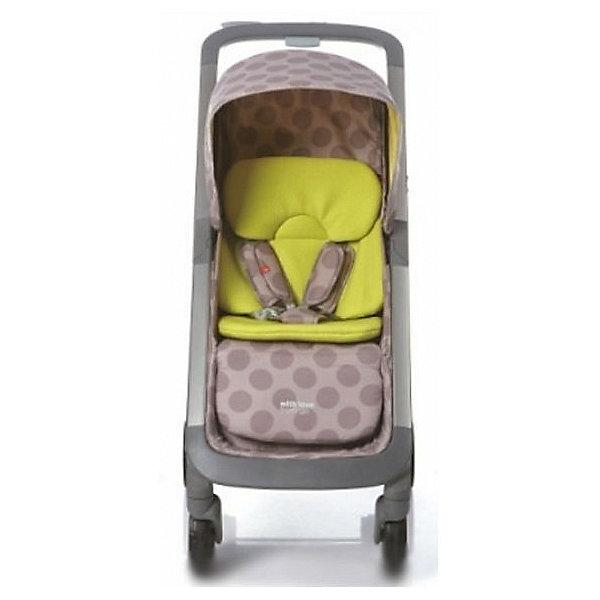 Прогулочная коляска Geoby C1020, бежевый/лимонныйНедорогие коляски<br>Прогулочная коляска GB C1020 идеально подходит для повседневных прогулок и похода по магазинам всей семьей. Компактная, легкая коляска для детей возрасте от 7-ми месяцев до 3-х лет. Для достижения оптимального комфорта при езде вы можете регулировать подставку для ног и спинку до положения полулежа. Система 5-точечных ремней и стояночный тормоз гарантируют высокий уровень безопасности. Корзина для покупок имеет высокие борта, вместительна и удобна. Коляска отличается плавностью хода. В комплекте дождевик на случай непогоды. <br>Характеристика:<br>Алюминиевая рама<br>Плавная регулировка положений спинки<br>Регулируемая подножка<br>Смотровое окно на тенте<br>Поворотные передние колеса с фиксаторами<br>Система ремней безопасности<br>Устойчивость в сложенном виде<br>Багажная корзина.<br>В комплекте: дождевик.<br>Ширина коляски: 47 см.<br>Диаметр колес: 14 см.<br>Вес коляски: 8,7 кг.<br><br>Ширина мм: 520<br>Глубина мм: 390<br>Высота мм: 845<br>Вес г: 8700<br>Возраст от месяцев: 7<br>Возраст до месяцев: 36<br>Пол: Унисекс<br>Возраст: Детский<br>SKU: 5584595