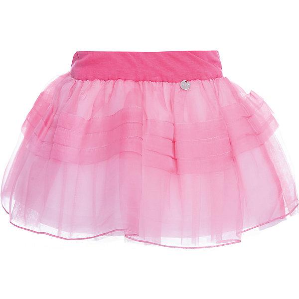 Юбка для девочки WojcikЮбки<br>Характеристики товара:<br><br>• цвет: розовый<br>• состав ткани: хлопок<br>• пояс: резинка<br>• сезон: лето<br>• страна бренда: Польша<br>• страна изготовитель: Польша<br><br>Такая модель детской одежды сделана из качественного материала, есть подкладка. Розовая юбка для девочки Wojcik - удобная и модная школьная одежда. <br><br>Эта юбка для девочки Войчик отличается модным кроем, пышным силуэтом. Польская одежда для детей от бренда Войчик - это качественные и стильные вещи.<br><br>Юбку для девочки Wojcik (Войчик) можно купить в нашем интернет-магазине.<br><br>Ширина мм: 207<br>Глубина мм: 10<br>Высота мм: 189<br>Вес г: 183<br>Цвет: розовый<br>Возраст от месяцев: 12<br>Возраст до месяцев: 15<br>Пол: Женский<br>Возраст: Детский<br>Размер: 80,74,68,86<br>SKU: 5588252