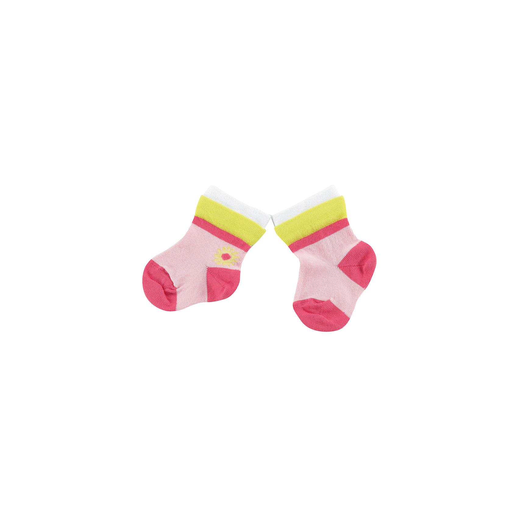 Носки для девочки WojcikНосочки и колготки<br>Характеристики товара:<br><br>• цвет: розовый<br>• состав ткани: хлопок 93%, полиамид 5%, эластан 2%<br>• сезон: круглый год<br>• страна бренда: Польша<br>• страна изготовитель: Польша<br><br>Розовые носки для девочки Wojcik обеспечат ребенку комфорт. Они сделаны преимущественно из натурального хлопка, он позволяет коже дышать и обеспечивает комфорт. <br><br>Детские носки не давят на ногу благодаря мягкой резинке. Польская одежда для детей от бренда Войчик - это качественные и стильные вещи.<br><br>Носки для девочки Wojcik (Войчик) можно купить в нашем интернет-магазине.<br><br>Ширина мм: 87<br>Глубина мм: 10<br>Высота мм: 105<br>Вес г: 115<br>Цвет: розовый<br>Возраст от месяцев: 0<br>Возраст до месяцев: 3<br>Пол: Женский<br>Возраст: Детский<br>Размер: 15/16,16/17,18/19<br>SKU: 5588274