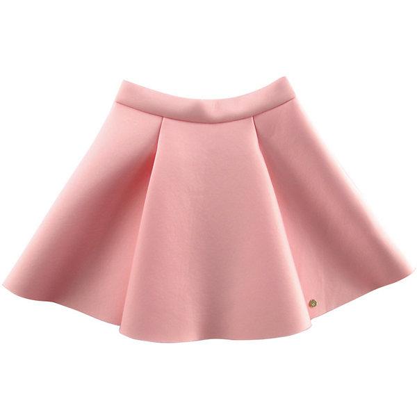 Юбка для девочки WojcikЮбки<br>Характеристики товара:<br><br>• цвет: розовый<br>• состав ткани: 100% полиэстер <br>• сезон: лето<br>• пояс: резинка<br>• страна бренда: Польша<br>• страна изготовитель: Польша<br><br>Модная юбка для девочки Wojcik красиво сидит по фигуре. Эта юбка для детей - пышная и легкая. Одежда для детей из Польши от бренда Wojcik отличается хорошим качеством и стилем. <br><br>Юбку для девочки Wojcik (Войчик) можно купить в нашем интернет-магазине.<br><br>Ширина мм: 207<br>Глубина мм: 10<br>Высота мм: 189<br>Вес г: 183<br>Цвет: розовый<br>Возраст от месяцев: 72<br>Возраст до месяцев: 84<br>Пол: Женский<br>Возраст: Детский<br>Размер: 122<br>SKU: 5588440