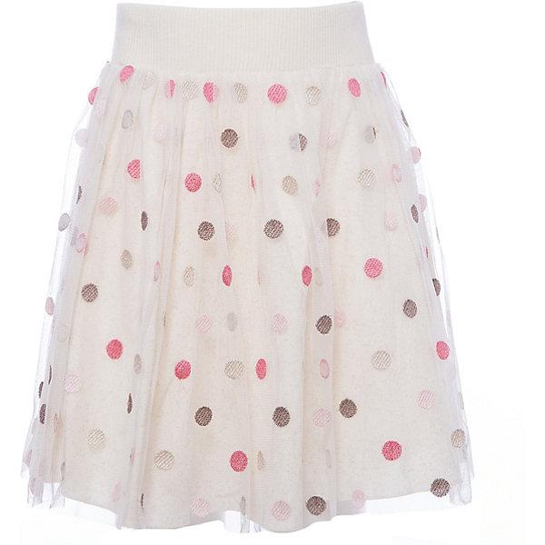 Юбка для девочки WojcikЮбки<br>Характеристики товара:<br><br>• цвет: белый<br>• состав ткани: 50% хлопок, 50% полиэстер <br>• сезон: лето<br>• пояс: резинка<br>• страна бренда: Польша<br>• страна изготовитель: Польша<br><br>Стильная юбка для девочки Wojcik красиво сидит по фигуре. Эта юбка для детей - пышная и легкая. Одежда для детей из Польши от бренда Wojcik отличается хорошим качеством и стилем. <br><br>Юбку для девочки Wojcik (Войчик) можно купить в нашем интернет-магазине.<br>Ширина мм: 207; Глубина мм: 10; Высота мм: 189; Вес г: 183; Цвет: белый; Возраст от месяцев: 84; Возраст до месяцев: 96; Пол: Женский; Возраст: Детский; Размер: 128,140,116,122,134; SKU: 5588478;
