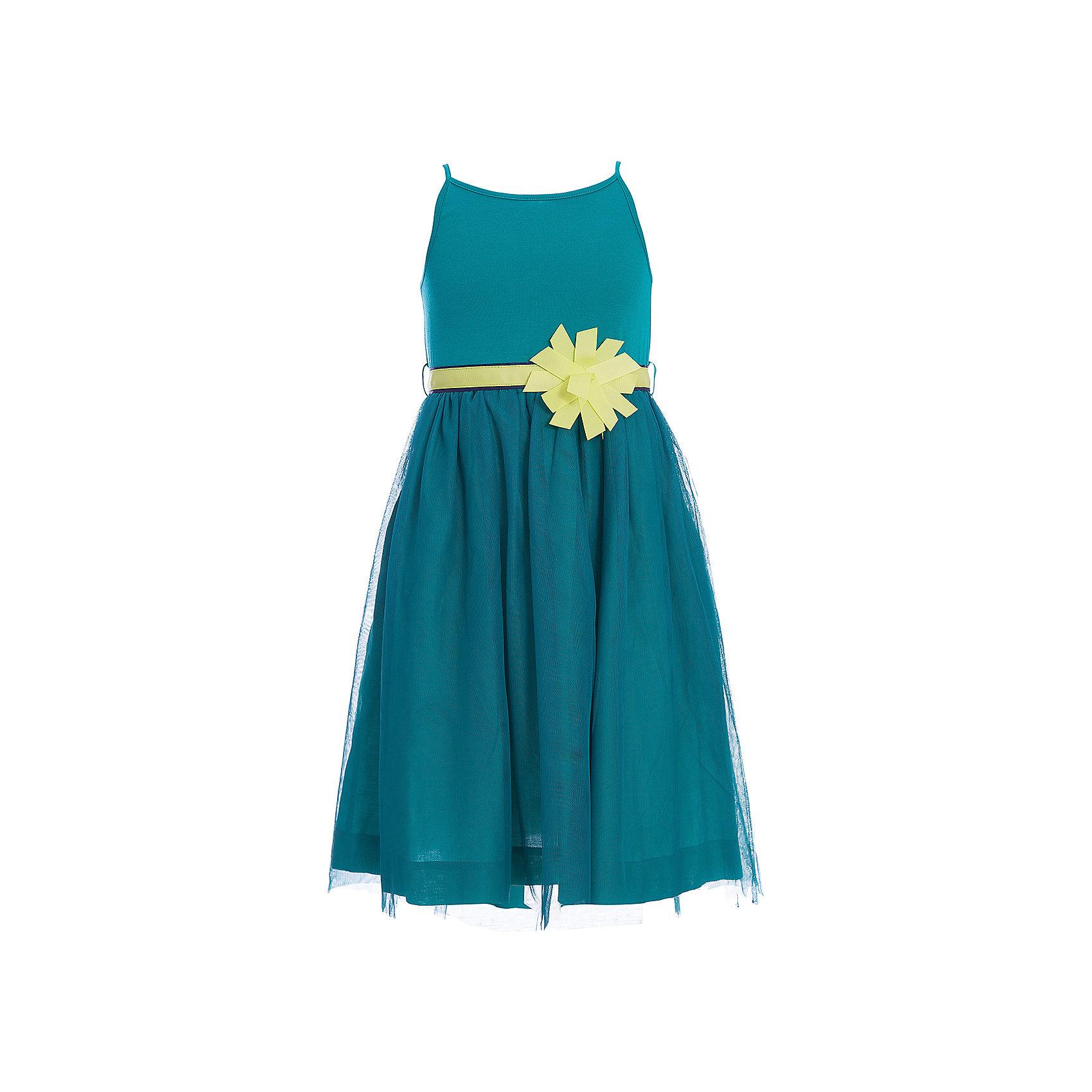 Платье для девочки WojcikПлатья и сарафаны<br>Платье для девочки Wojcik<br>Состав:<br>Полиэстер 80% Хлопок 15% Эластан 5%<br><br>Ширина мм: 236<br>Глубина мм: 16<br>Высота мм: 184<br>Вес г: 177<br>Цвет: зеленый<br>Возраст от месяцев: 96<br>Возраст до месяцев: 108<br>Пол: Женский<br>Возраст: Детский<br>Размер: 134,128,116,122<br>SKU: 5588572