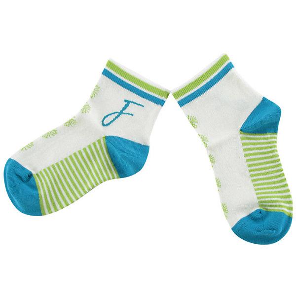 Носки для девочки WojcikНоски<br>Характеристики товара:<br><br>• цвет: белый<br>• состав ткани: 93% хлопок, 5% полиамид, 2% эластан <br>• сезон: круглый год<br>• страна бренда: Польша<br>• страна изготовитель: Польша<br><br>Трикотажные носки для девочки Wojcik не давят на ногу благодаря мягкой резинке. Детские носки декорированы яркими элементами. Такие носки для детей - мягкие и комфортные. Одежда для детей из Польши от бренда Wojcik отличается хорошим качеством и стилем. <br><br>Носки для девочки Wojcik (Войчик) можно купить в нашем интернет-магазине.<br>Ширина мм: 87; Глубина мм: 10; Высота мм: 105; Вес г: 115; Цвет: разноцветный; Возраст от месяцев: 3; Возраст до месяцев: 6; Пол: Женский; Возраст: Детский; Размер: 17/18,21/22,19/20; SKU: 5588597;
