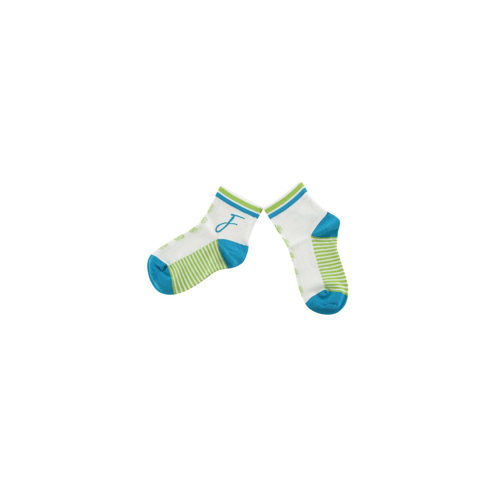Носки для девочки WojcikНоски<br>Характеристики товара:<br><br>• цвет: белый<br>• состав ткани: 93% хлопок, 5% полиамид, 2% эластан <br>• сезон: круглый год<br>• страна бренда: Польша<br>• страна изготовитель: Польша<br><br>Трикотажные носки для девочки Wojcik не давят на ногу благодаря мягкой резинке. Детские носки декорированы яркими элементами. Такие носки для детей - мягкие и комфортные. Одежда для детей из Польши от бренда Wojcik отличается хорошим качеством и стилем. <br><br>Носки для девочки Wojcik (Войчик) можно купить в нашем интернет-магазине.<br><br>Ширина мм: 87<br>Глубина мм: 10<br>Высота мм: 105<br>Вес г: 115<br>Цвет: разноцветный<br>Возраст от месяцев: 12<br>Возраст до месяцев: 18<br>Пол: Женский<br>Возраст: Детский<br>Размер: 21/22,17/18,19/20<br>SKU: 5588597